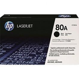 Toner HP 80A Komplit Dus