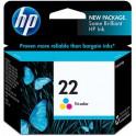 Tinta HP 22 Tri-color