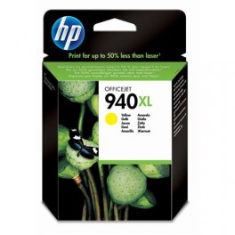 Tinta HP 940 XL Yellow