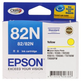 Tinta Epson 82N Yellow