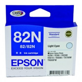Tinta Epson 82N Light Cyan
