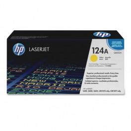 Toner HP Q6002A Yellow (124A)