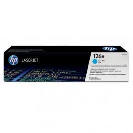Toner HP 126 A Cyan (CE311A)